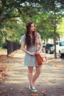 Sky-blue-floral-thrifted-from-crossroads-dress-tawny-satchel-boohoo-bag