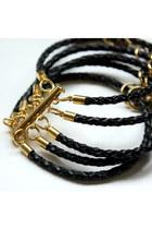 Norwegian Wood Bracelets