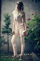 Corset & Jeans