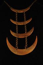 Bronze Metal Necklaces