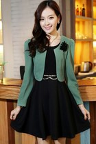 Sweet Work Time Twin-sets dress and Blazer