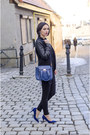 Black-h-m-leggings-black-zara-blazer-navy-persunmall-purse-navy-zara-heels
