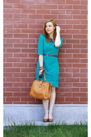 Ama Fashion dress - Dasha bag