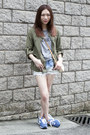 Zara-coat-rodarte-shirt-gucci-vintage-bag-new-balance-574-sneakers