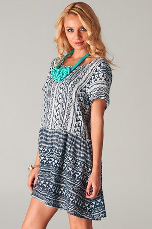 PUBLIK necklace - PUBLIK dress