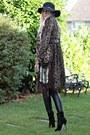 Nine-west-boots-karen-millen-coat-new-look-hat-spell-bag-topshp-pants