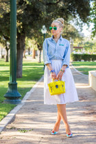 31 Phillip Lim bag - Zara skirt