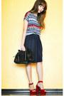 Apt-9-bag-anne-klein-skirt-soul-lifestyle-belt-ziya-blouse