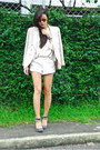 Asos-shoes-vintage-blazer-zara-shorts-warby-parker-sunglasses-h-m-top