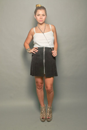 penelopes vintage skirt