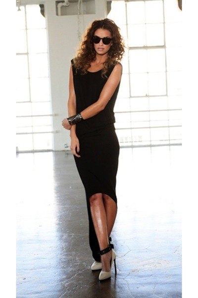 black Boulee dress