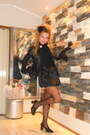 Black-hees-debora-ricci-shoes-black-happening-jacket