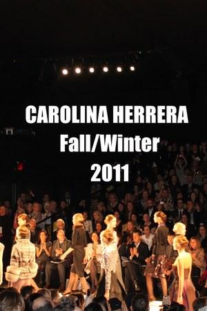 dark brown Carolina Herrera skirt