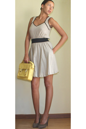 eggshell Mango dress