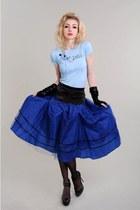 blue tule skirt Pretty Disturbia skirt