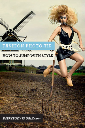 Black-dress-how-to-jump-for-a-picture-dress