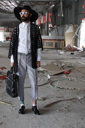 asos jacket - H&M shirt - Ebay tie
