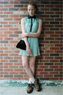 Dark-brown-creepers-shoes-light-blue-pastel-katie-dress
