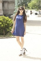 H&M dress - mary meyer sunglasses - Target sandals