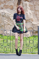 the rubber doll t-shirt - topb2c boots