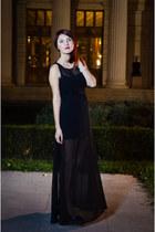 Stradivarius dress - Oasapcom heels
