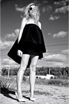black Secondhand skirt - black New Yorker skirt