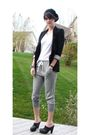 Black-zara-blazer-white-forever-21-t-shirt-gray-target-pants-black-true-re