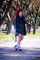 Sheinside dress - Steve Madden shoes - OASAP bag