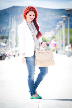 OASAP bag - Carla Mirabella flats