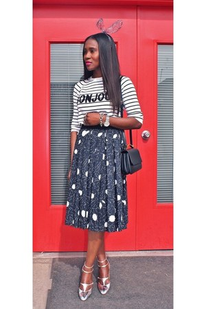 Marni bag - Chloe shoes - asos sweater - Marni skirt