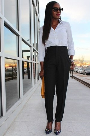 Zara pants - Jcrew heels