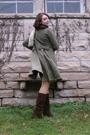 Green-rue-21-dress-green-vintage-coat-beige-target-tights-brown-journeys-b
