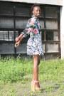 Floral-h-m-skirt-floral-h-m-blouse-cupid-heels