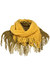 yellow scraf romwe scarf