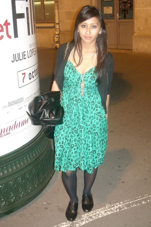H&M dress - Claires - etam shoes