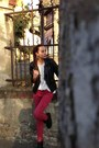 H-m-trend-boots-red-zara-jeans-black-leather-new-yorker-jacket