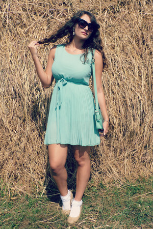 aquamarine Udobuy dress