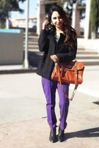 My Purple Pants and I