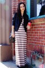Black-kohls-jacket-heather-gray-forever-21-dress-black-mms-bag
