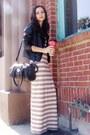 Heather-gray-forever-21-dress-black-kohls-jacket-black-mms-bag