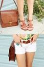 Shirt-bag-shorts-wedges