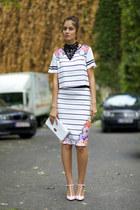 Sheinside dress - Sheinside necklace