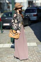 Mango skirt - karen millen boots - Zara jacket