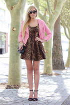 bubble gum boucle Mr Price jacket