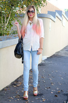 neutral GoodNight Macaroon blouse