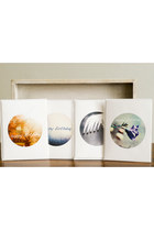 Happy Birthday Note Cards home decor