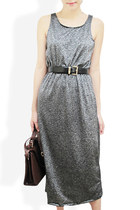Charcoal-gray-stylesofia-dress-dark-brown-stylesofia-bag