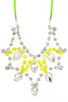Chartreuse-rocks-paper-metal-necklace