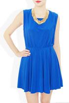 blue StyleSofia dress