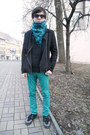 Black-tuk-boots-teal-new-yorker-jeans-black-gate-jacket-black-gate-sweater